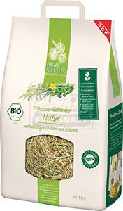Real Nature Natur réti széna 1kg
