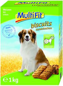 MultiFit kutyakeksz búzával 1kg