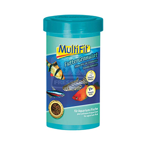 MultiFit haleledel 250ml granulátum