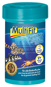 MultiFit haleledel 100ml pasztilla mix