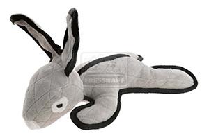 AniOne kutyajáték plüss nyuszi forma 26cm