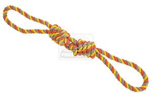AniOne kutyajáték kötél pamut 2 hurokkal 60cm
