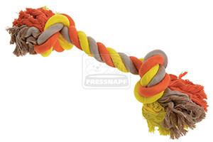AniOne kutyajáték kötél pamut csont forma 48cm