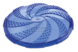 AniOne kutyajáték frizbi TPR kék 22cm