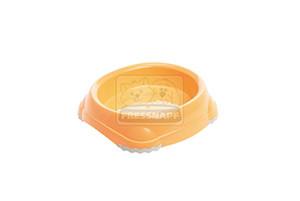 AniOne műanyag tál narancssárga 210ml