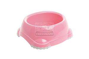 AniOne műanyag tál pink 735ml