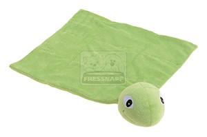 AniOne takaró teknős forma zöld 30x30cm