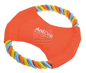 AniOne kutyajáték frizbi kötélből 23cm