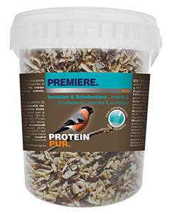 PREMIERE szárított rovar mix 125g