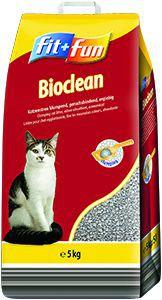 fit+fun alom Bioclean csomósodó 5kg