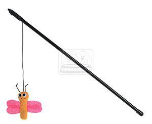 AniOne cicajáték bot lepke figura 40cm