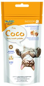 MultiFit It's me indoor cicasnack 60g