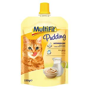 MultiFit puding cicáknak 150g