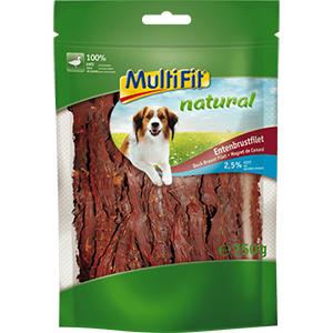 Multifit Natural kacsamell filé 750g