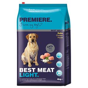 PREMIERE kutya száraz eledel light csirke 4kg
