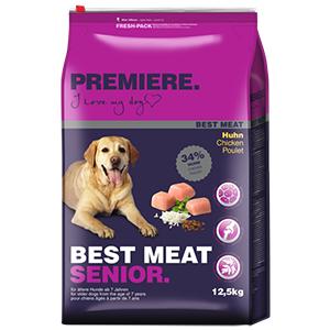PREMIERE száraz kutyaeledel senior csirke 12,5kg
