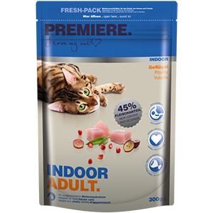 Premiere cica száraz eledel indoor 300g