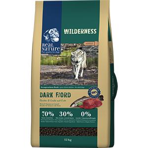 Real Nature Wilderness kutya szárazeledel rénszarvas, lazac, kacsa 12kg