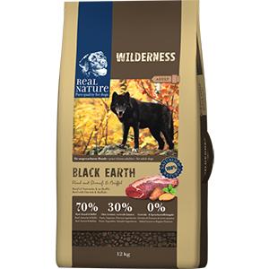 Real Nature Wilderness kutya szárazeledel marha, strucc, bivaly 12kg