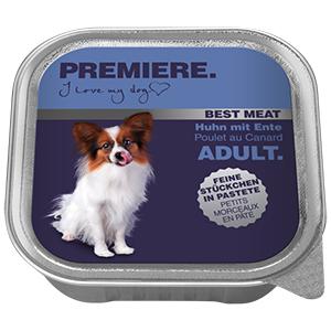 PREMIERE Best Meat adult csirke&kacsa 100g