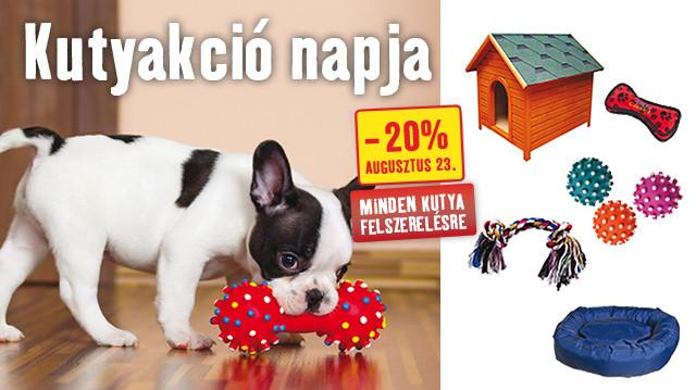 Ó, újra kutyakció! :)