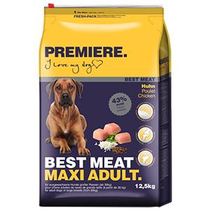 PREMIERE Best Meat maxi adult csirke 12,5kg