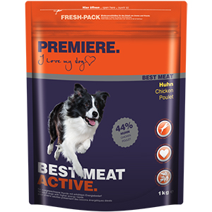 PREMIERE Best Meat active adult csirke 1kg