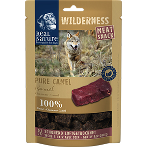 Real Nature Wilderness snack teve 150g