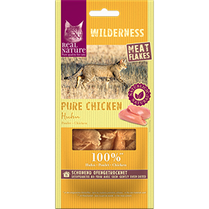 Real Nature Wilderness meat flakes csirke 10g