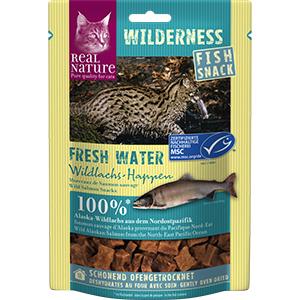 Real Nature Wilderness snack lazac Fresh 35g