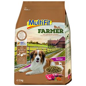 MulitFit Farmer senior bárány&cékla 1kg