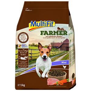 MulitFit Farmer adult szárnyas&répa 1kg