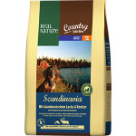 Real Nature Country Scand mini adult lazac&rénszarvas 4kg