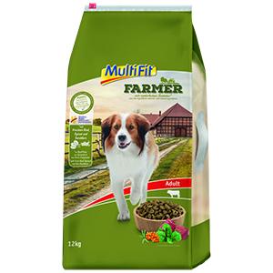 MulitFit Farmer adult marha&spenót 12kg