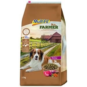 MulitFit Farmer senior bárány&cékla 12kg