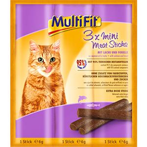 MultiFit mini stick lazac 3x6g