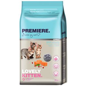 PREMIERE kitten lazac 2kg