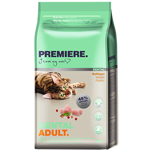 PREMIERE adult dental csirke 2kg
