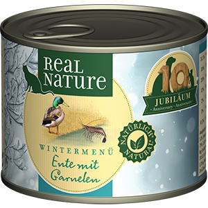 Real Nature Limited Edition adult kacsa&garnéla 200g