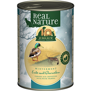 Real Nature Limited Edition adult kacsa&garnéla 400g