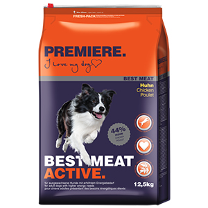 PREMIERE Best Meat active adult csirke 12,5kg