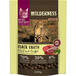 Real Nature Wilderness adult marha&bivaly 300g