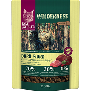 Real Nature Wilderness adult rénszarvas&vaddisznó 300g
