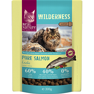 Real Nature Wilderness adult lazac 300g