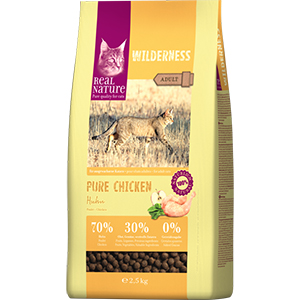 Real Nature Wilderness adult csirke 2,5kg