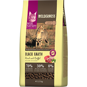 Real Nature Wilderness adult marha&bivaly 2,5kg