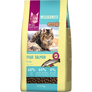 Real Nature Wilderness adult lazac 2,5kg