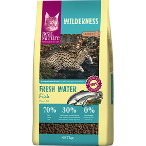 Real Nature Wilderness adult hering&lazac 7kg
