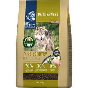 Real Nature Wilderness Adult csirke&hal 4,4kg