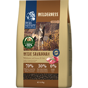 Real Nature Wilderness Adult Savannah 4,4kg